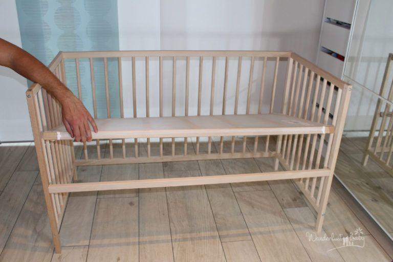 Baby Beistellbett Selbst Bauen Gunstig Einfach Beistellbett Baby Beistellbett Babybett Selber Bauen