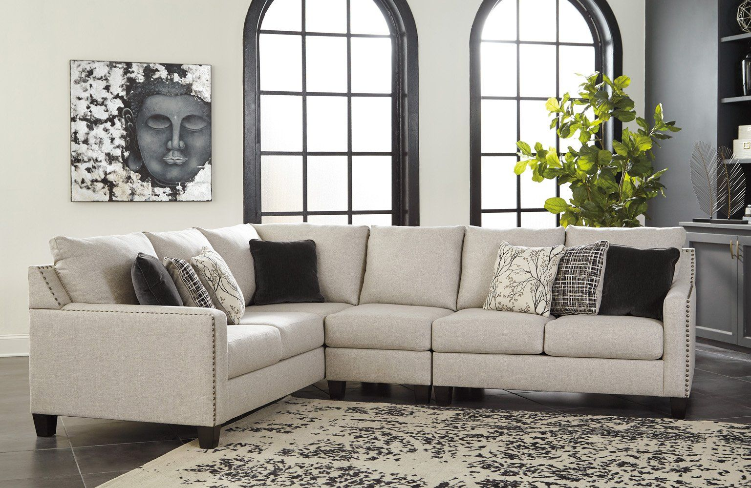 Hallenberg Sectional 3 Piece Sectional Ashley Furniture Sectional Sofa