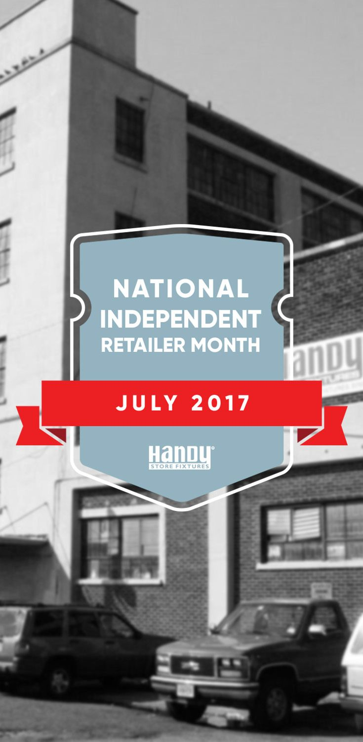 National independent retailer month is upon us and were