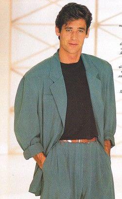 80s men fashion 193 ann es 80 pinterest mode haute. Black Bedroom Furniture Sets. Home Design Ideas