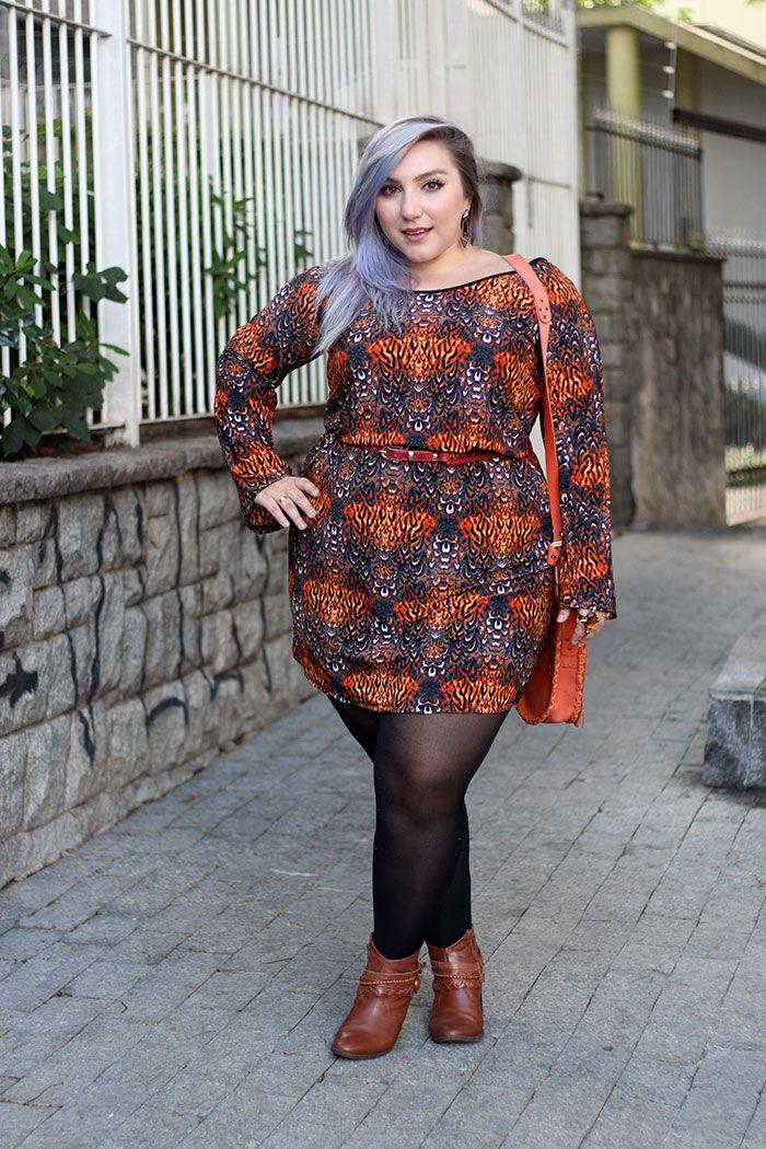 0c9d819d0 vestido-de-manga-plus-size-para-o-frio-ju-romano-bolsa