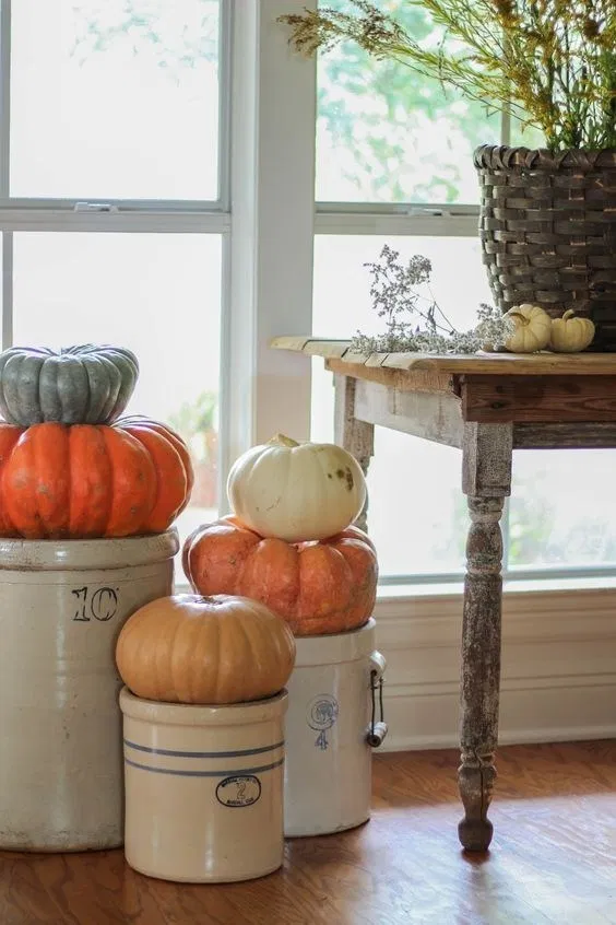 Fall Decorating Ideas For A Beautiful