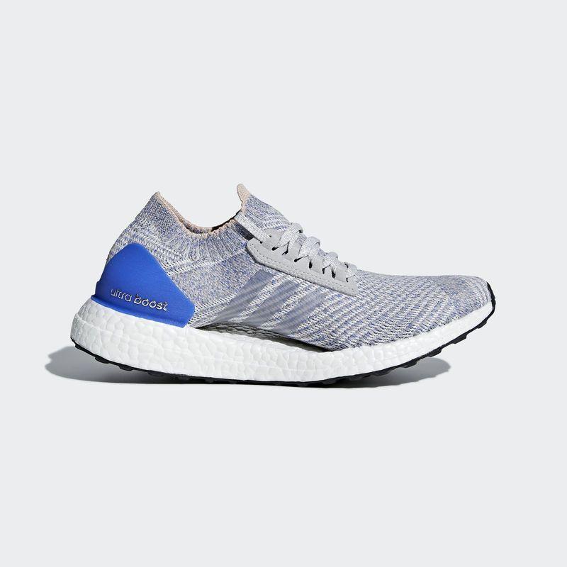 adidas Ultra Boost X Grey | Blaue turnschuhe, Adidas und ...