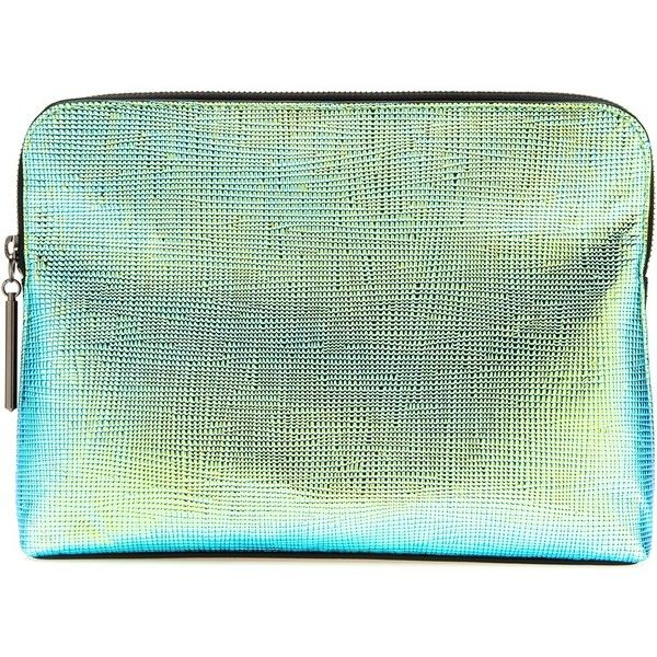 3.1 PHILLIP LIM '31 Minute Cosmetic Bag' found on Polyvore