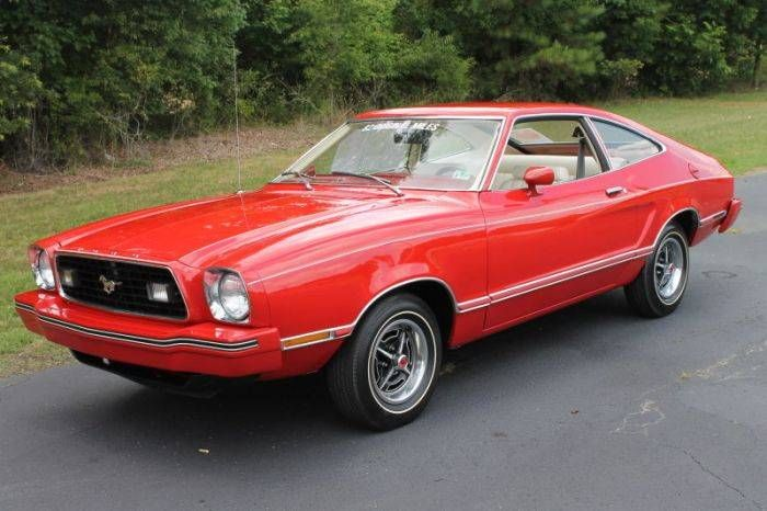 Ford Mustang 1978 1978 Ford Mustang 6910 Wallpaper Automotive