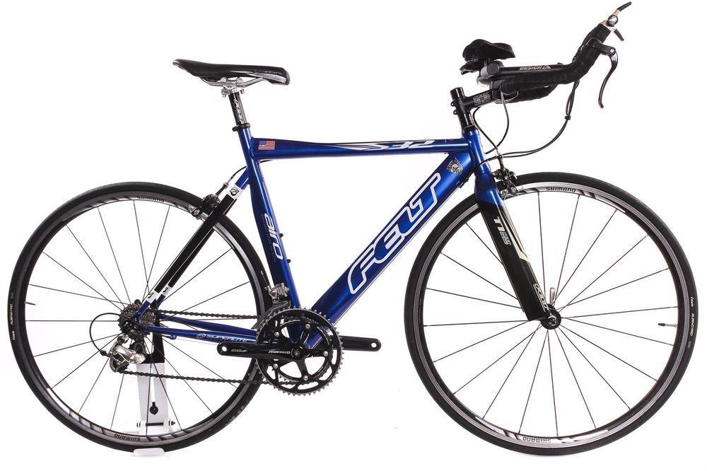 a6c51285929 Latest Triathlon Bike For Sales #TriathlonBike #Triathlon #bikes USED 2006  Felt S32 Airo 55cm Aluminum Ultegra TT Tri Triathlon Bike Blue - $604.99  End ...