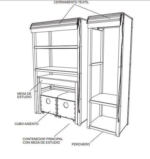 Tocomadera ideas para el hogar pinterest muebles for Como hacer muebles modernos