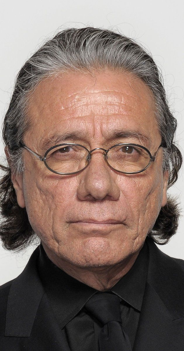 Edward James Olmos, Actor At age 15, Olmos made himself