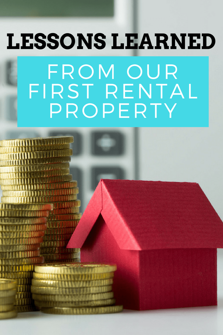 What we've learned from our first rental property investment