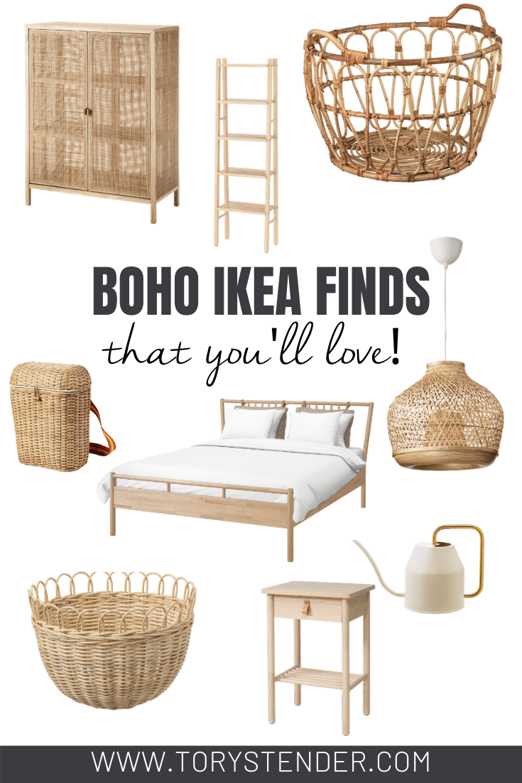 BOHO IKEA FINDS YOU'LL LOVE / Tory Stender - Tory