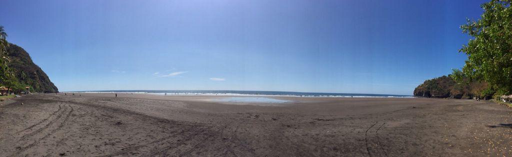 El Salvador, playa el Balsamar ✅