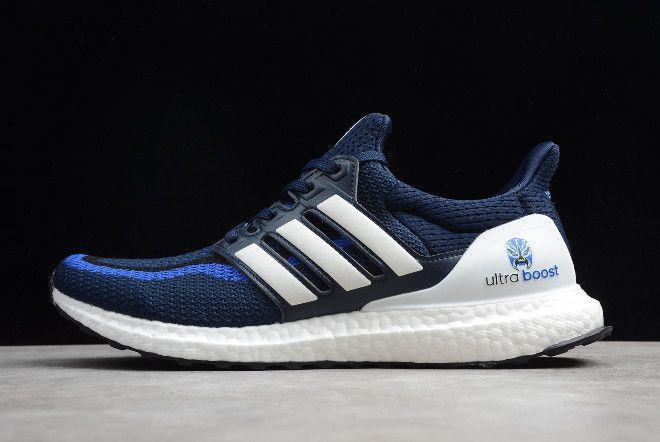 2020 Adidas Ultra Boost 2.0 Navy Blue