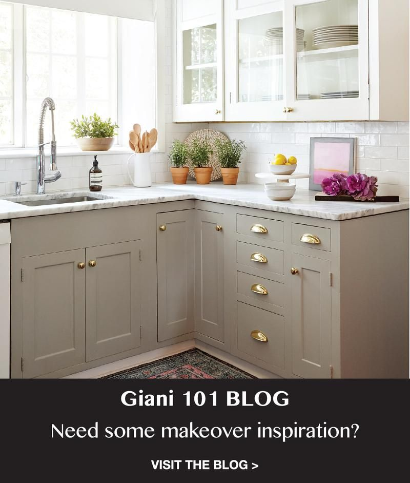 Diy Paint Kits For Your Home Giani Inc Kitchen In 2019