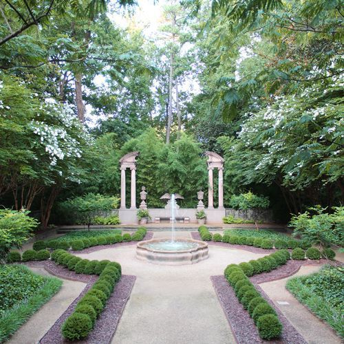 Wonderful Atlanta History Center | Swan House | Atlanta, Georgia Gives Info On Tours  For Three