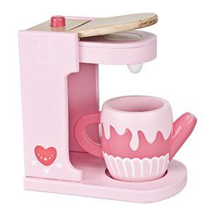 Cafetera madera | Cocinas de juguete, Cafetera, Juguetes