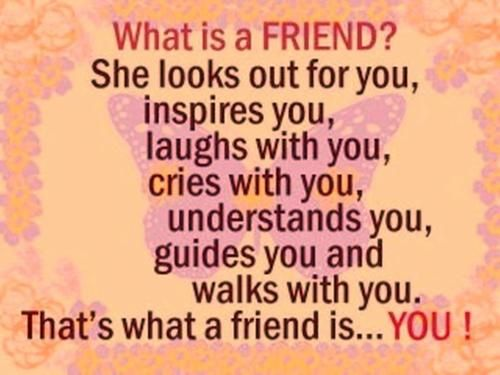 274 Best Images About Friendship Qoutes On Pinterest: Nice Photo Quotes About Friendship That Could Make Your