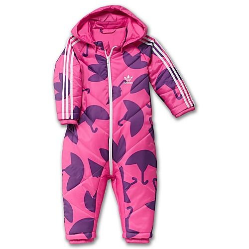 9e7e05e32 adidas Infants & Toddlers Winter Snowsuit | Ina/Xavier | Adidas baby ...
