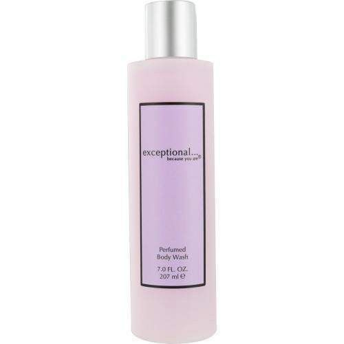 Exceptional-because You Are By Exceptional Parfums Perfumed Body Wash 6.8 Oz