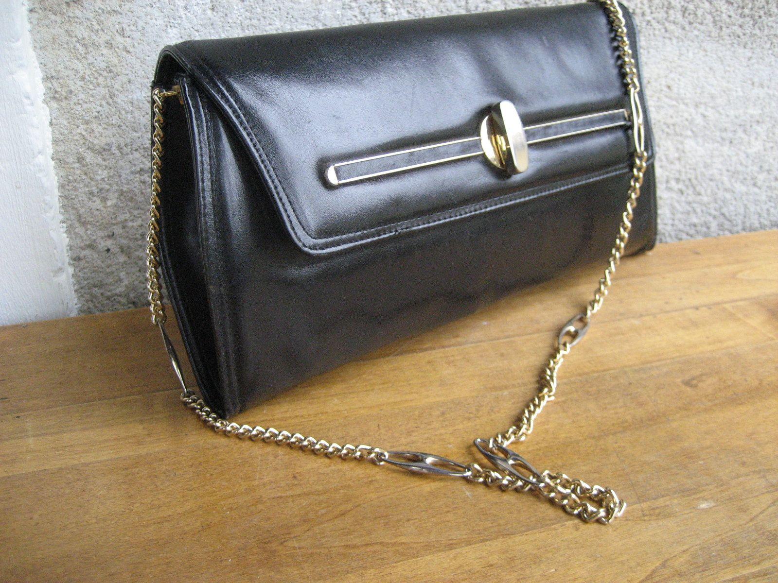 Charles Jourdan Vintage Shoulder Bag Parallele Charles Jourdan Bags Shoulder Bag
