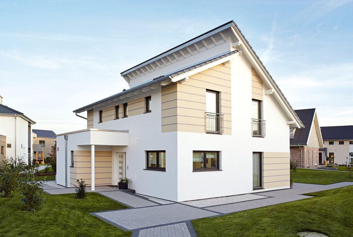Musterhaus modern pultdach  Musterhaus Avenio - RENSCH-HAUS GMBH | Hausplanung | Pinterest ...