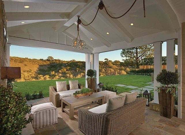 Image Result For Covered Patio Lighting Ideas Rustic Fire