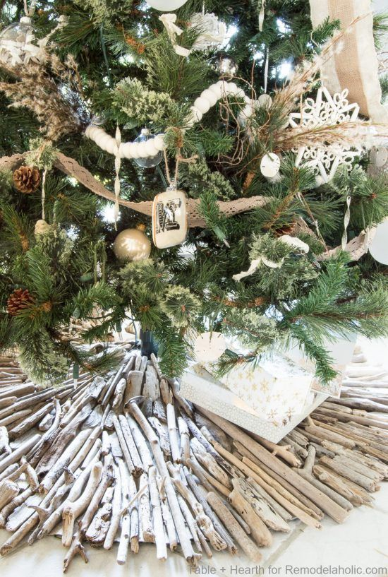 DIY Tree Skirts (and Alternatives) for Everyone