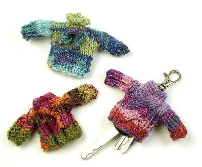 Stash Buster Knitting Patterns | Knitting patterns, Key chains and ...