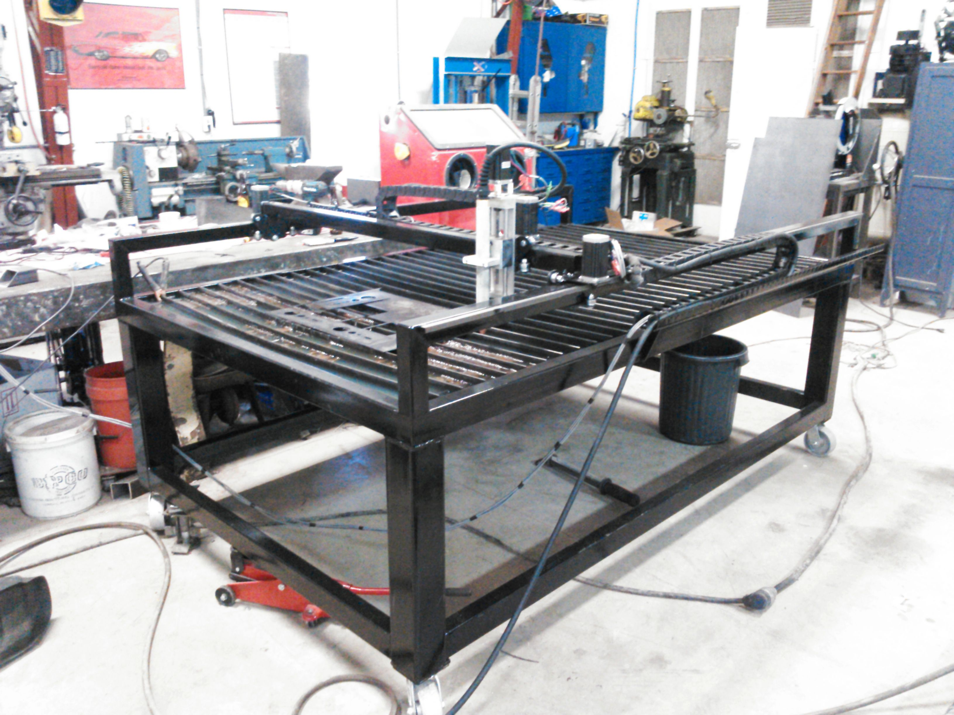 arc pro arclight dynamics cnc plasma table tables