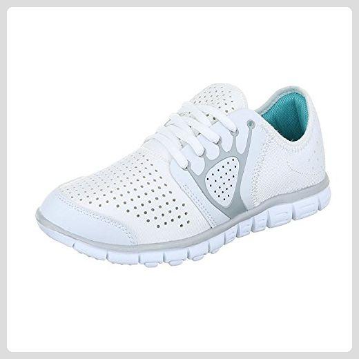 Puma - Trinomic R698 Sport Womans - 357331 - Damen Sneaker (40.5, Weiß (Fluro Pink))