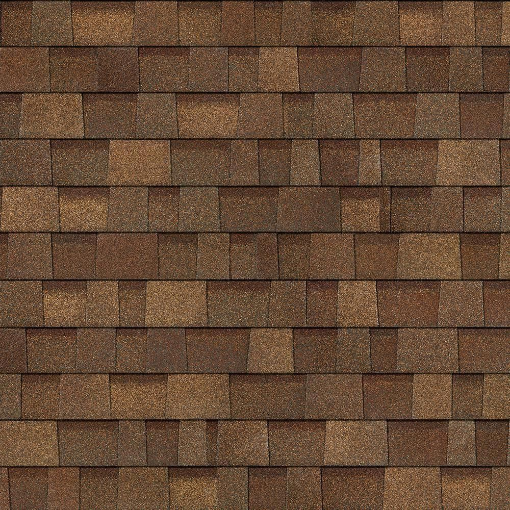 Best Owens Corning Oakridge Aged Cedar Laminate Architectural 400 x 300