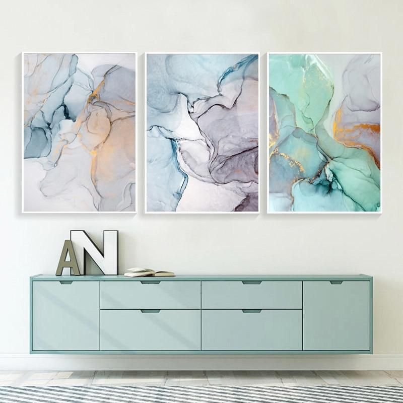 Abstract Watercolor Canvas Prints Abstract Watercolor