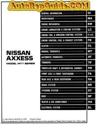 download free nissan axxess prairie repair manual image by rh pinterest com nissan axxess service manual Nissan Pulsar