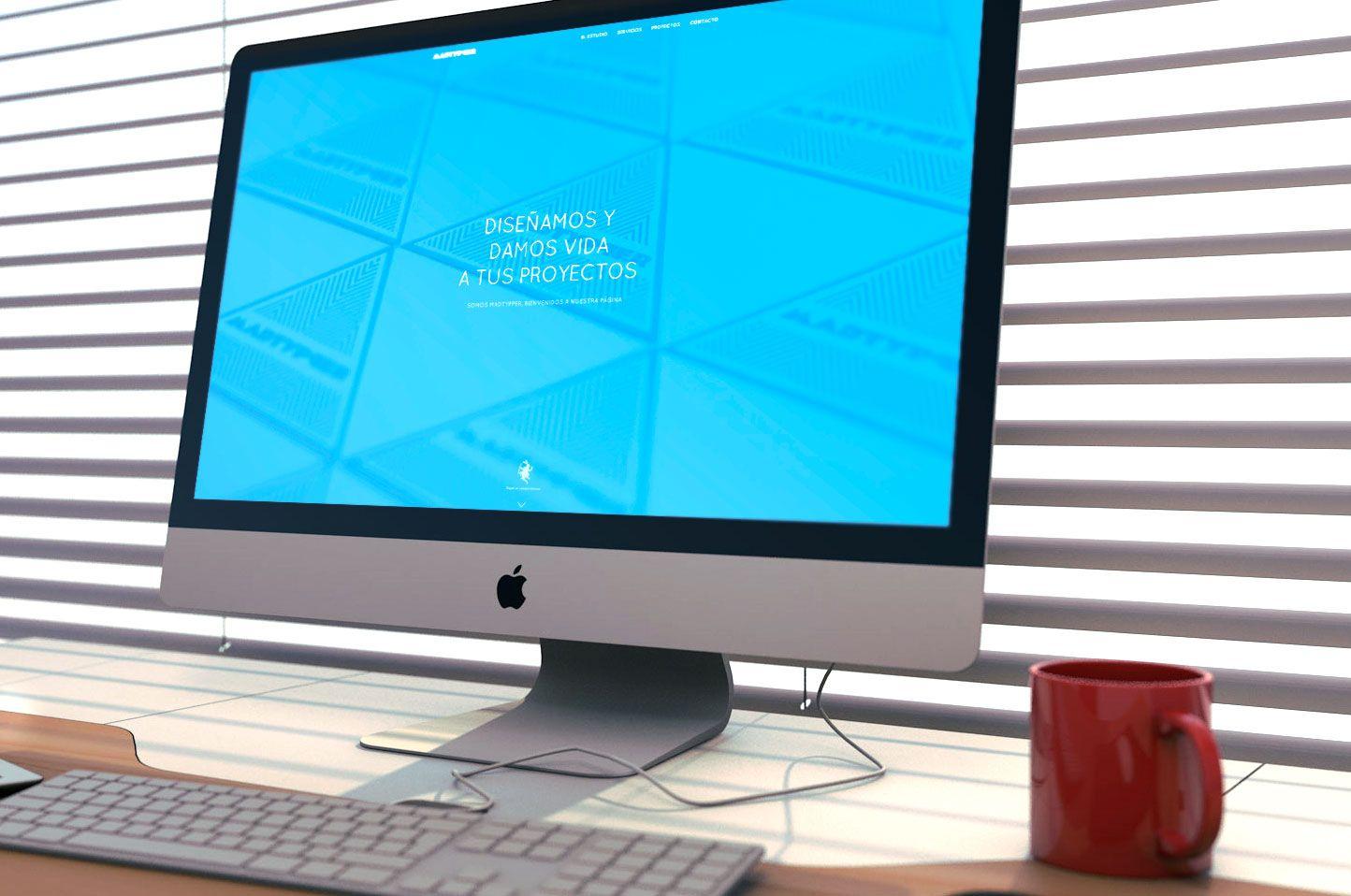 Estrenamos nuevo website, con contenidos actualizados y un diseño 100% responsive #webdesign #graphicdesign #responsivedesign
