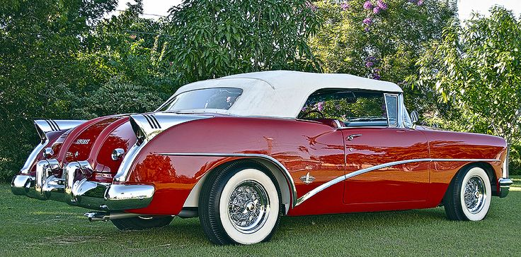 1954 Buick Skylark.Re-pin brought to you by agents of #carinsurance at #houseofi… – Luxury Brand Car Information And Promotion Blog