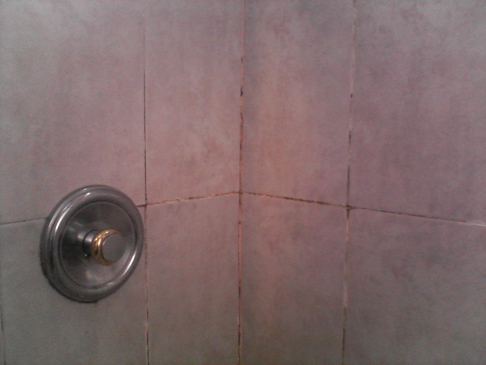 Changing The Grout Color Is Easy Grout color, Tile floor