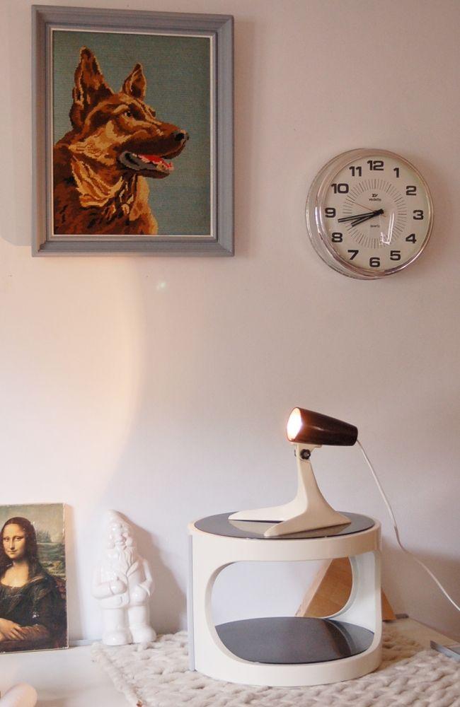Image of Lampe de bureau rétro