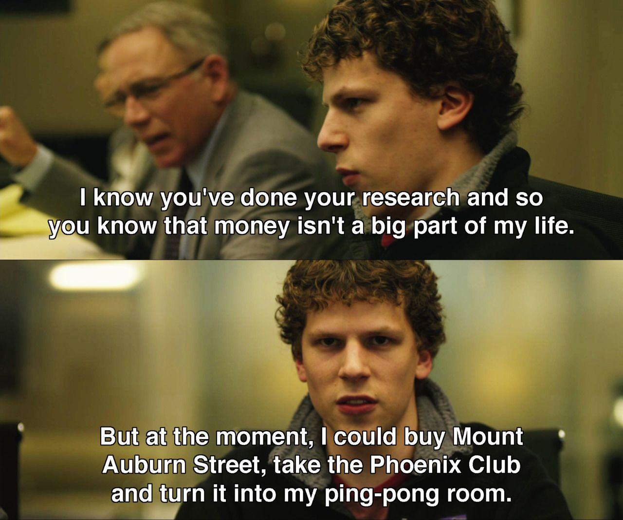The Social Network 2010 Movie Quotes Social Network Movie The Social Network Quotes Movie Quotes