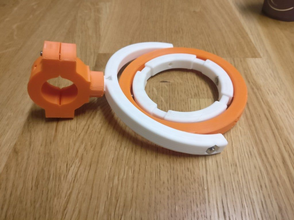 Gyro Balancing Holder For Cup Or Mug By Hirez99 Thingiverse 3d Printing Diy 3d Printed Objects Printed Cups [ 768 x 1024 Pixel ]