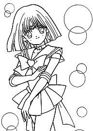 Sailor Moon Disegni Da Colorare