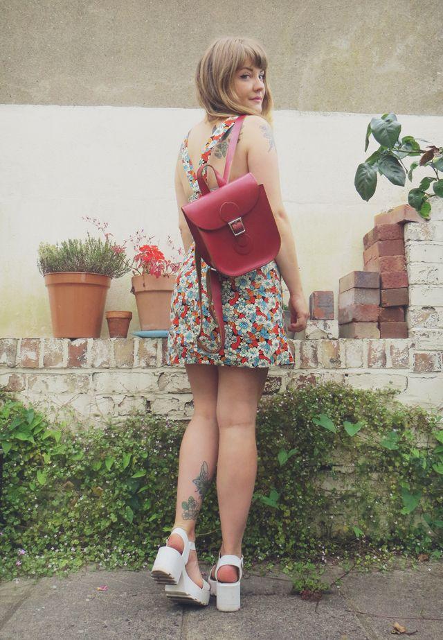 48b46a3192a0 being little • british fashion   lifestyle blog.  retro summer. Zara DressesBritish  ...