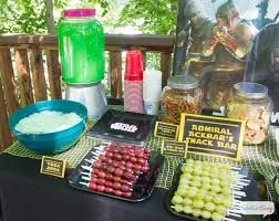 Image result for star wars party ideas