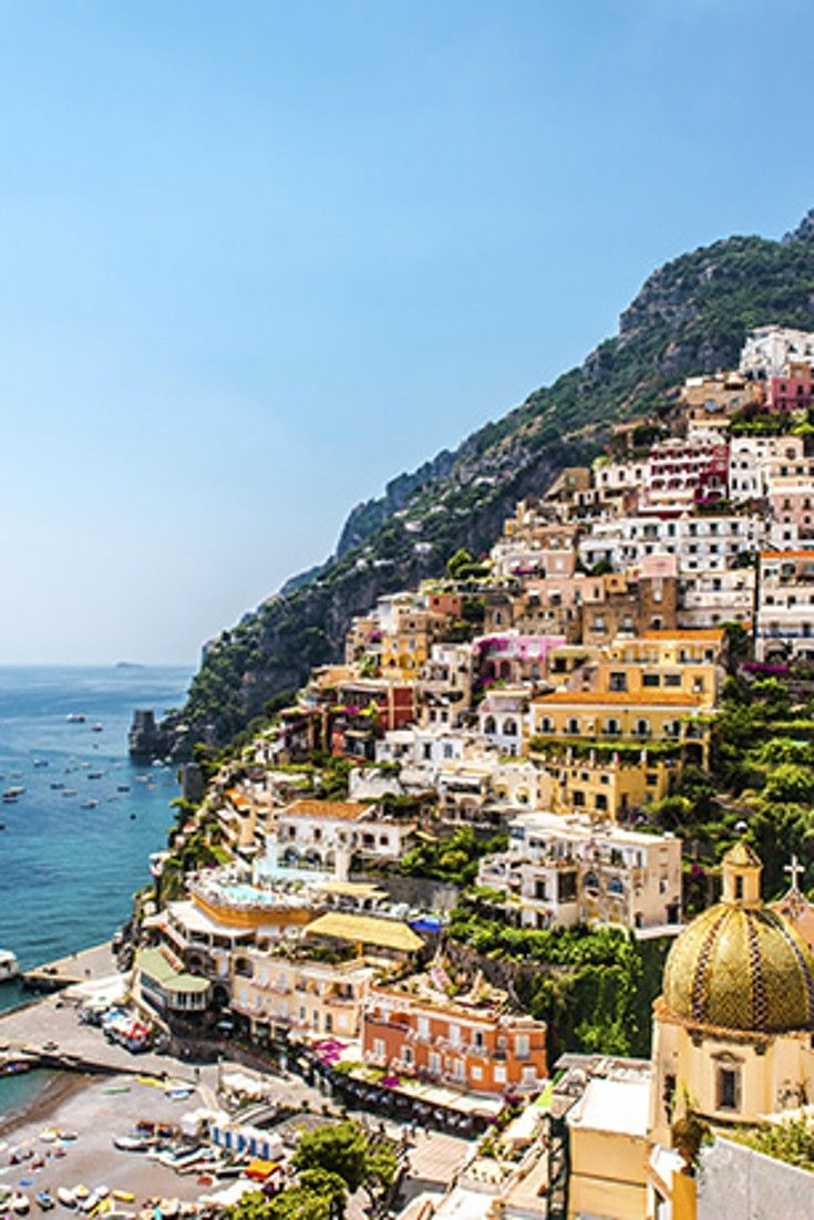 The Amalfi Coast has some of the best eye candy in Italy | Hotel Raito (Vietri sul Mare, Italy) - Jetsetter