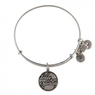 Today Is An Opportunity Charm Bangle 28 Courage Reciation Influence 20 Goes To Pancreatic Cancer