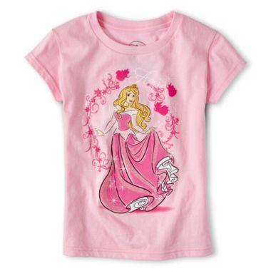 90ab8e933 Disney Aurora Short-Sleeve Graphic Tee - Girls 2-12 found at @JCPenney