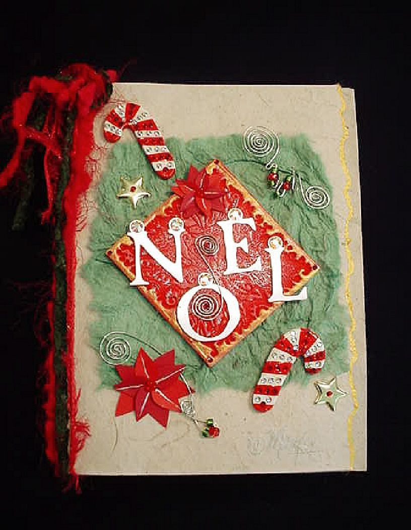Christmas Card From Old Cards Crafts Pinterest Cards Card