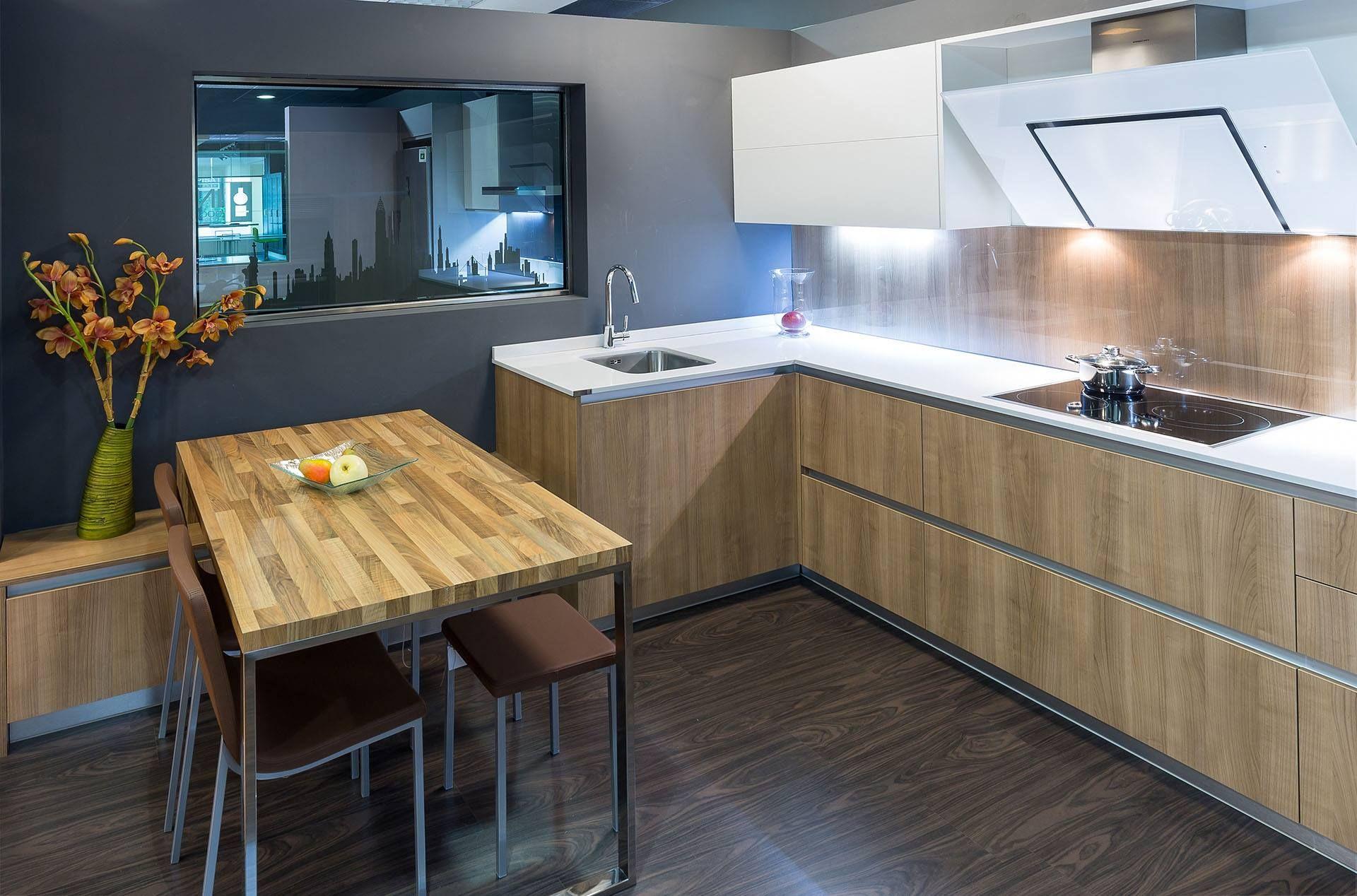 Una de las #cocinas más sencillas y más bonitas que tenemos en el ...
