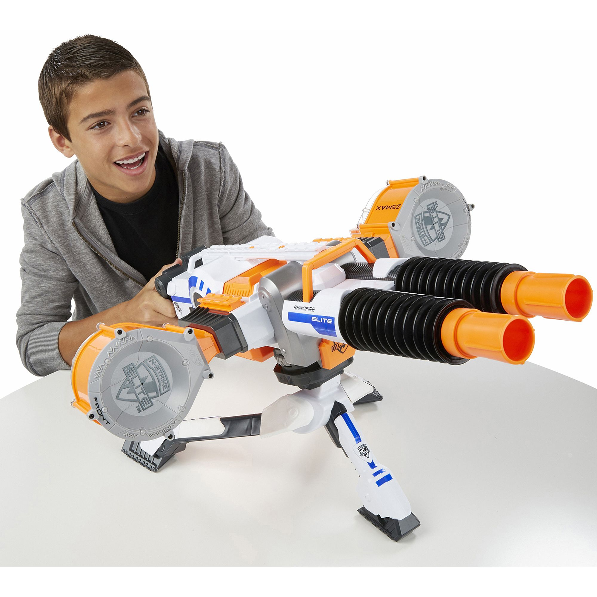 Buy Nerf N Strike Elite Rhino Fire Blaster at Walmart