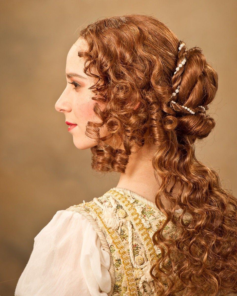 16th Century Hair   Renaissance hairstyles, Historical ...