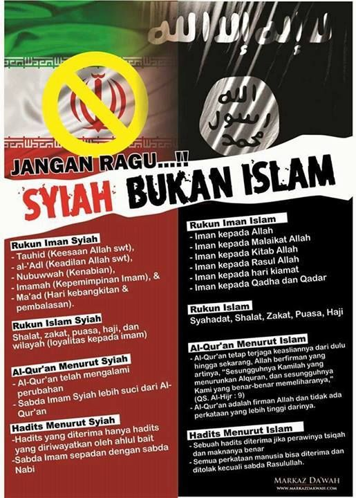 The Different Between Syiah And Islam Daily Activity Imam