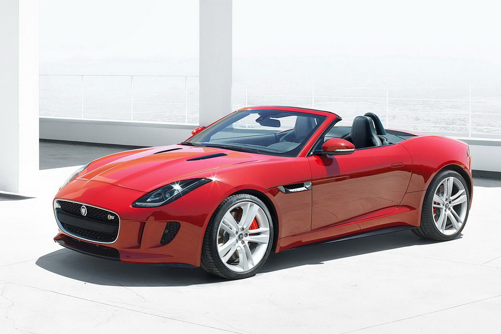red jaguar f-type. . . . . best car in the world | xlnt shooter